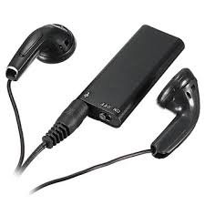 8GB Mini Bug Micro Digital Voice Stereo Sound Recorder